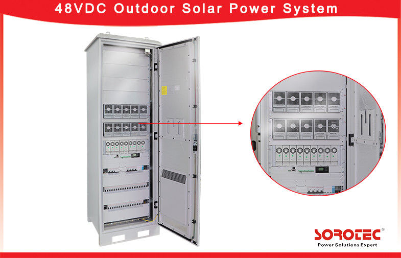 High Reliability Telecom Solar Power Systems 50A Surfce Coating Anti - UV